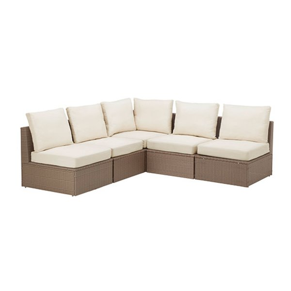 ARHOLMA 5-seat outdoor  sectional sofa by IKEA