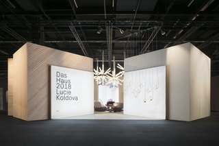 Q&A: Lucie Koldova Talks About Her Das Haus Concept For imm Cologne - Photo 1 of 8 -