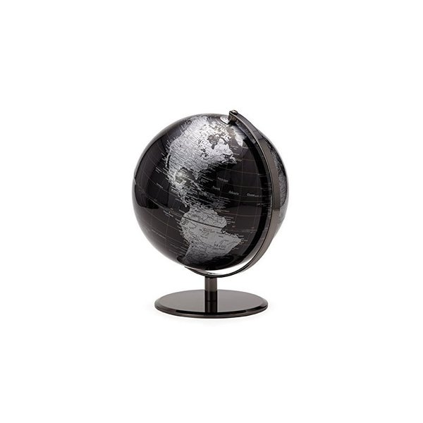 Torre & Tagus 901749B Latitude World Globe, Black