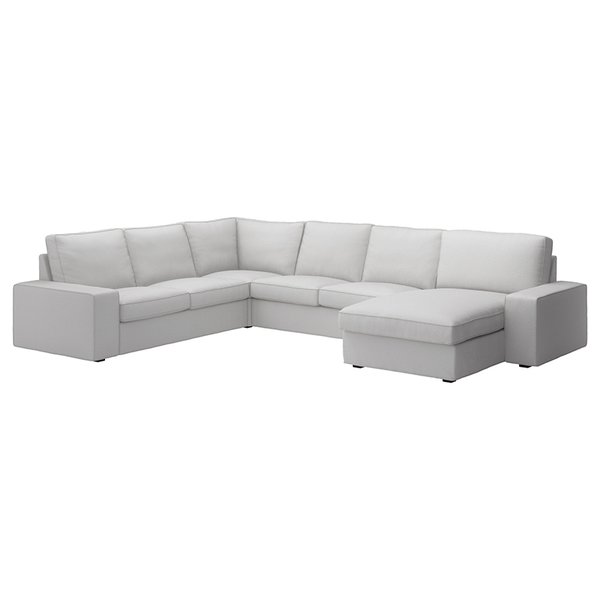 KIVIK Sectional sofa by IKEA