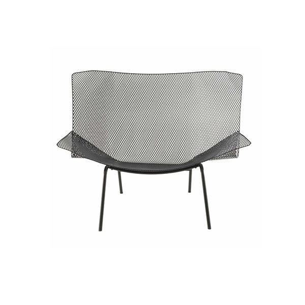 Grillage Black Chair  by François Azambourg, for Ligne Roset