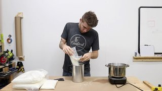 Dwell Made Presents: DIY Wood-Based Candles - Photo 8 of 13 -