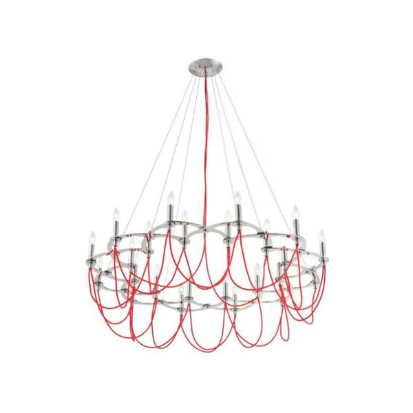 Triumph 24-Light Chandelier by Eurofase