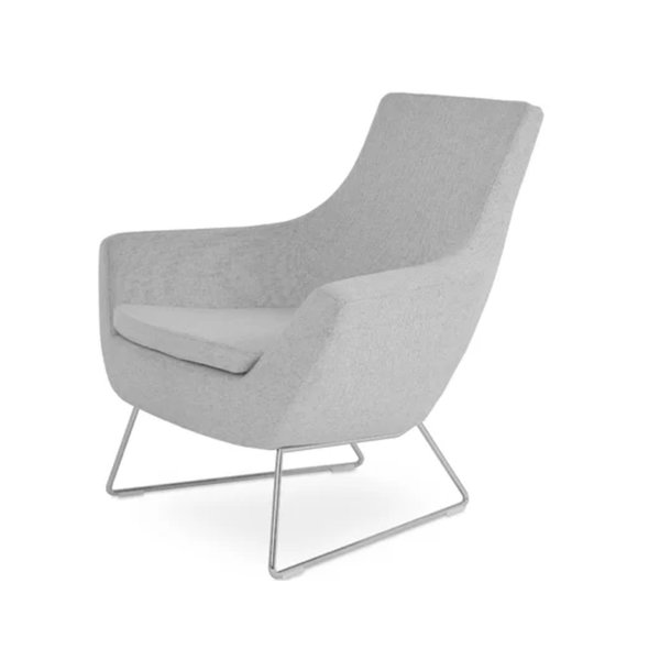 Rebecca Wire Lounge Chair from sohoConcept