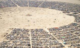 16 Otherworldly Photos of Burning Man Architecture - Photo 16 of 16 - The Playa, 2014