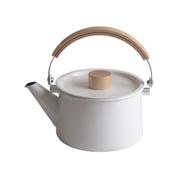 Kaico Enamel Tea Kettle