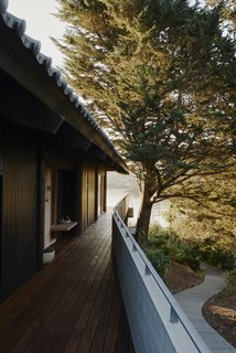 You'd Never Guess This Japanese-Style Home in Tiburon Is a Kit House - Photo 1 of 12 - Prentis Hale of SHED Architecture & Design reimagined a kit home in Tiburon, California, that was erected in 1991.