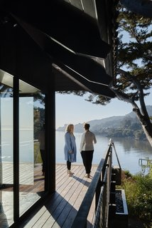 You'd Never Guess This Japanese-Style Home in Tiburon Is a Kit House - Photo 11 of 12 -