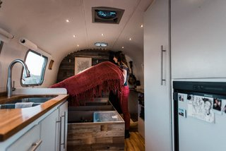 A Photographer Couple's Airstream Renovation Lets Them Take Their Business on the Road - Photo 11 of 14 -