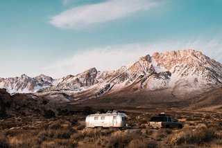 A Photographer Couple's Airstream Renovation Lets Them Take Their Business on the Road - Photo 14 of 14 -