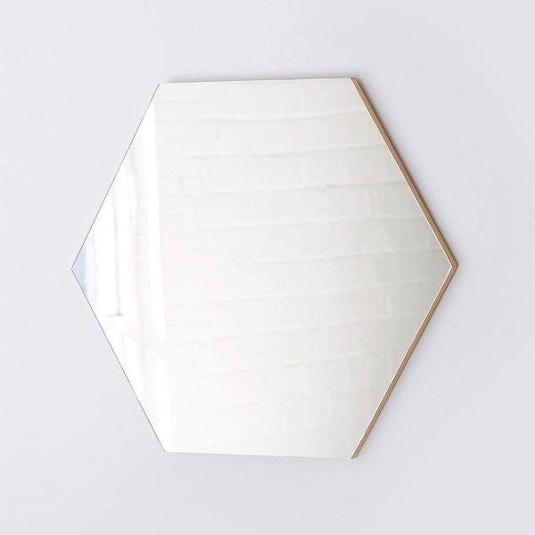 The Citizenry Parque Mirror – Hexagon