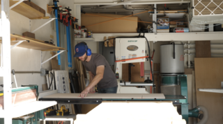 Dwell Made Presents: DIY Modern Shoe Rack - Photo 1 of 12 -