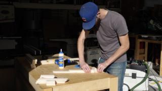 Dwell Made Presents: DIY Modern Shoe Rack - Photo 6 of 12 -
