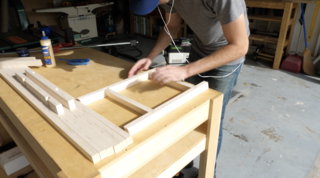 Dwell Made Presents: DIY Modern Shoe Rack - Photo 8 of 12 -