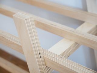 Dwell Made Presents: DIY Modern Shoe Rack - Photo 11 of 12 -