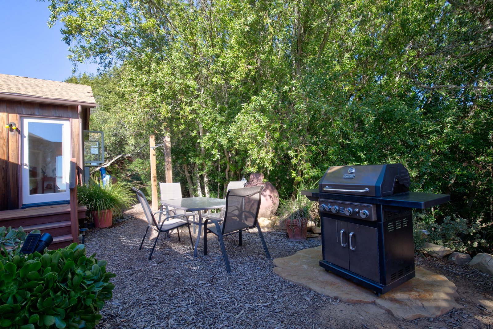 Warm, summer days and evenings call for a grill outside.