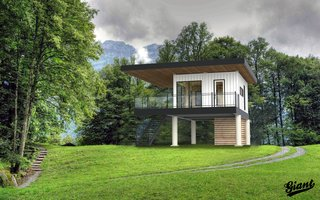 10 Shipping Container Homes You Can Buy Right Now - Photo 9 of 10 - G960 by Giant Containers