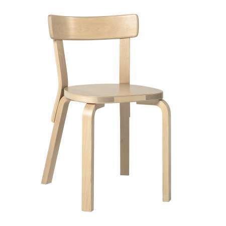 Chair 69 by Alvar Aalto, from Artek
