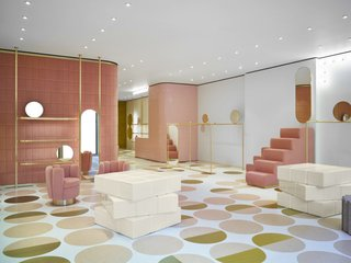 The First Ever Frame Awards Celebrate the World's Best Interiors - Photo 1 of 9 - Red Valentino Sloan Street