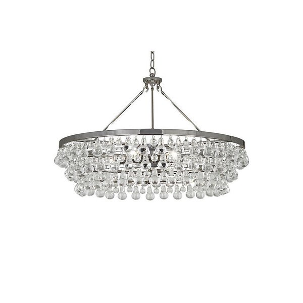 Robert Abbey Bling Large Chandelier