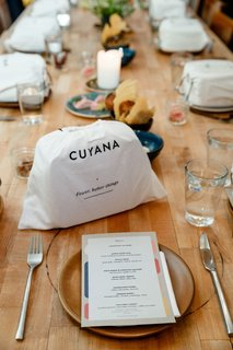 Watch: A Conversation With Decluttering Guru Marie Kondo - Photo 7 of 9 - Dwell and Cuyana hosted an intimate dinner to celebrate the organizing master's new mini capsule collection.