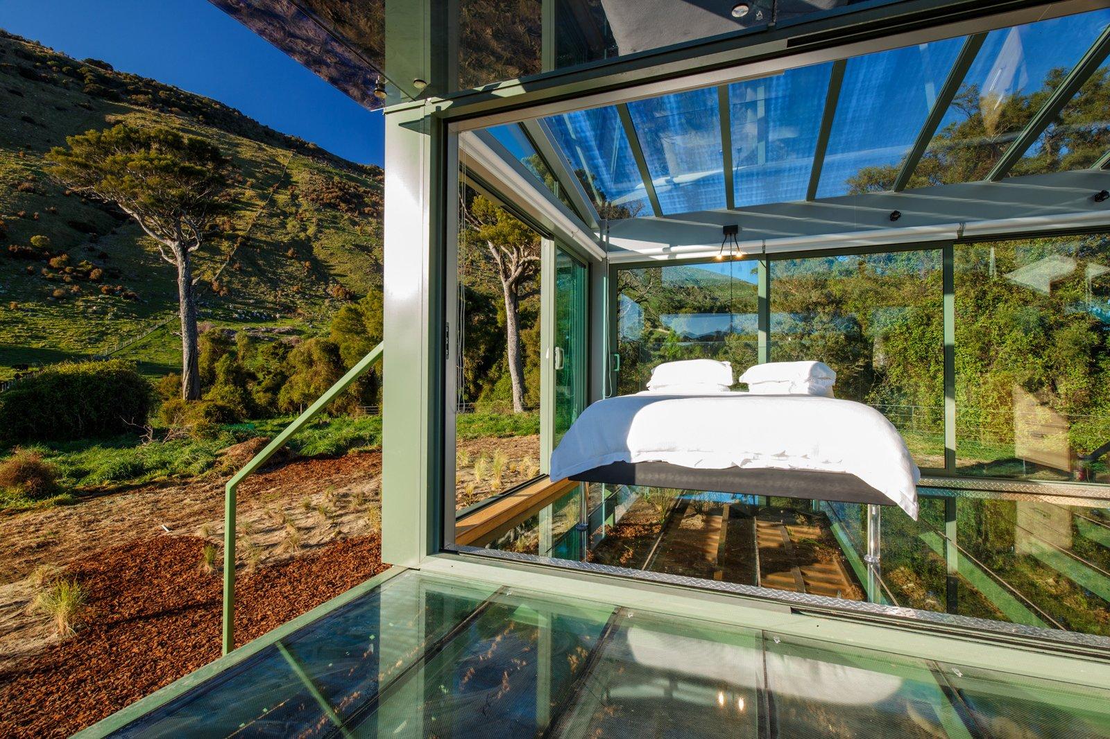 Little River PurePod Glass Eco-Cabin