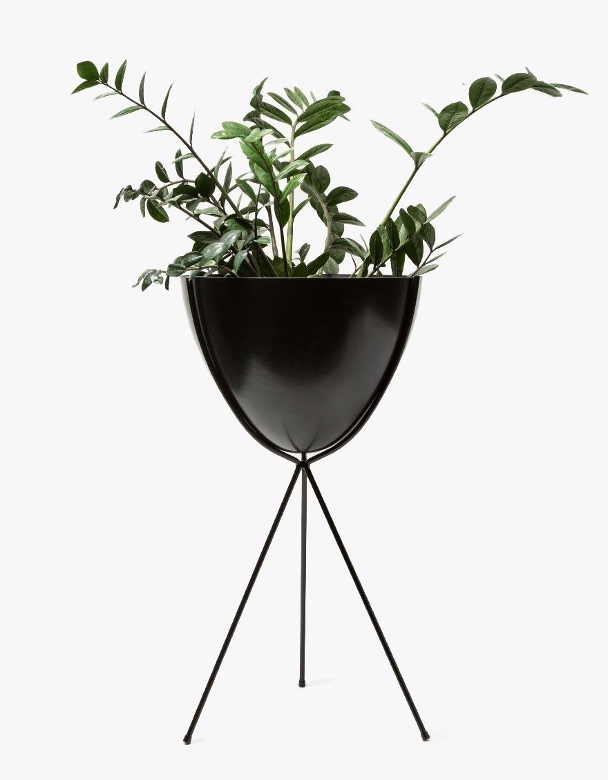 Photo 1 of 1 in Hip Haven Tall Black Stand