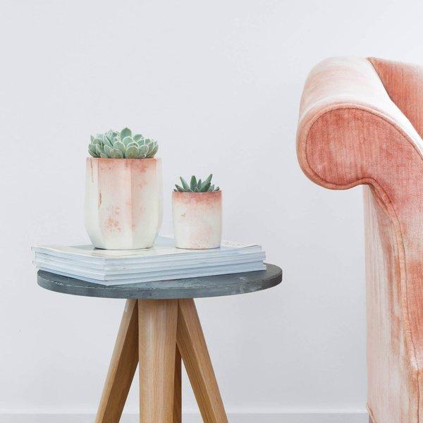 Nala Soapstone Vase
