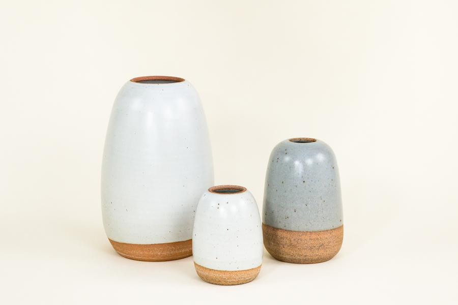 Photo 1 of 1 in East Fork Pottery Medium Egg Vase