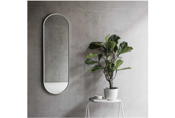 Norm Oval Mirror from Menu A/S