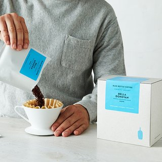 Perfectly Ground Dripper Set by Blue Bottle Coffee