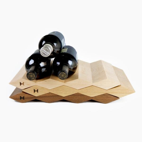 The Diamond Wine Trivet by Multiply