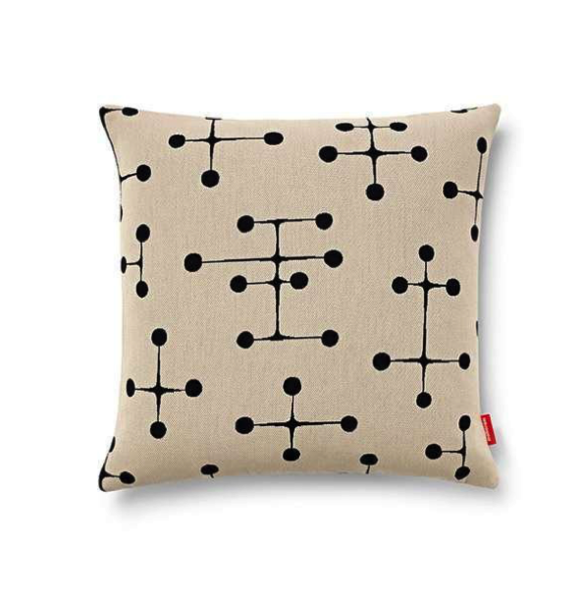 Maharam Dot Pattern Pillow