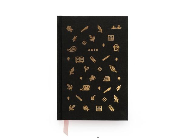 2018 Icon Agenda by Rifle Paper Co.
