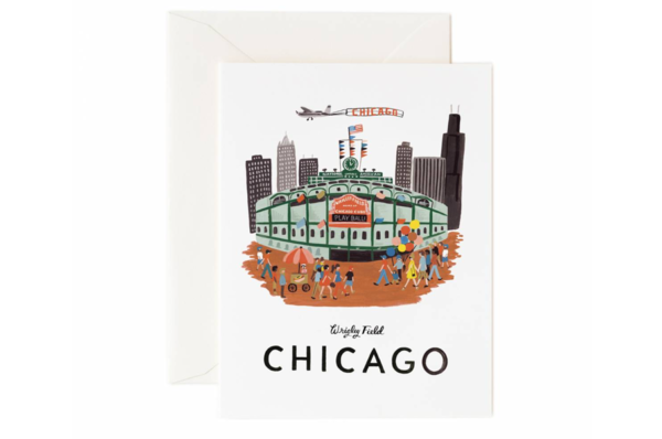 Chicago Greeting Card by Rifle Paper Co.