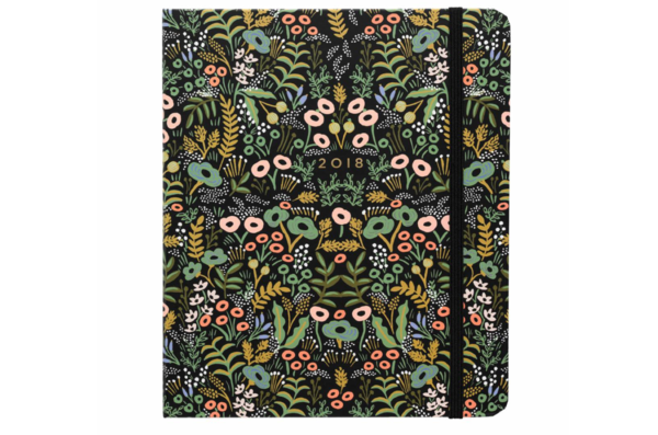 2018 Tapestry 17-Month Planner by Rifle Paper Co.