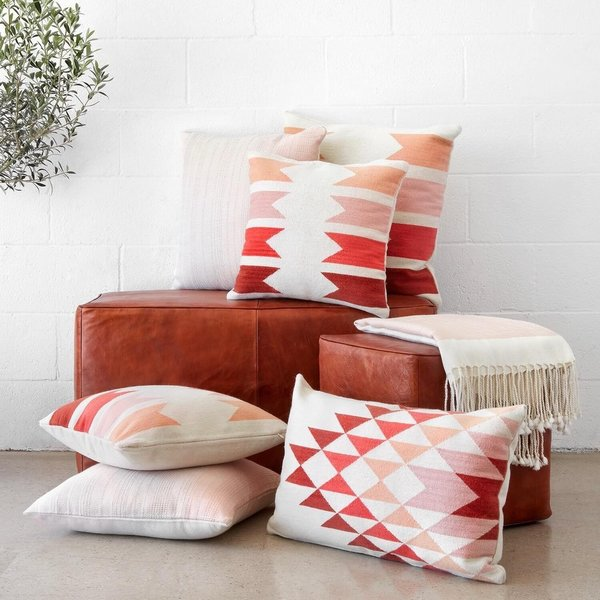 Urbano Pillows - Sunset by The Citizenry