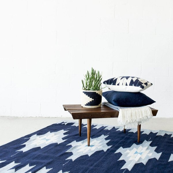 Piedra Azul Rug by The Citizenry