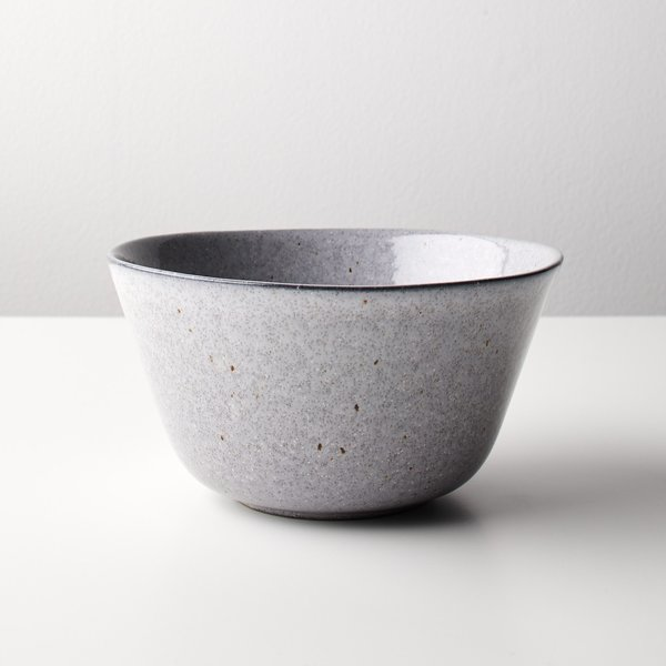 Grace Gray Serve Bowl by Unison