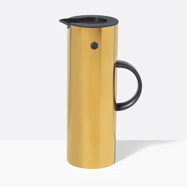 Stelton Gold Carafe by Unison