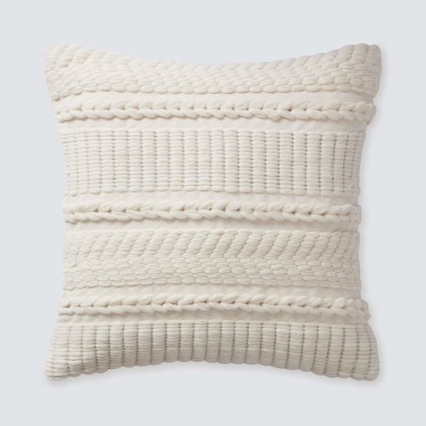 The Citizenry La Nieve Pillow