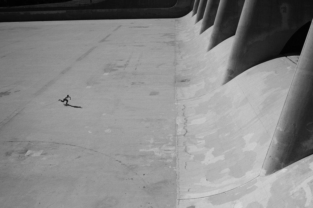 Modern Skate by Stephen Blake