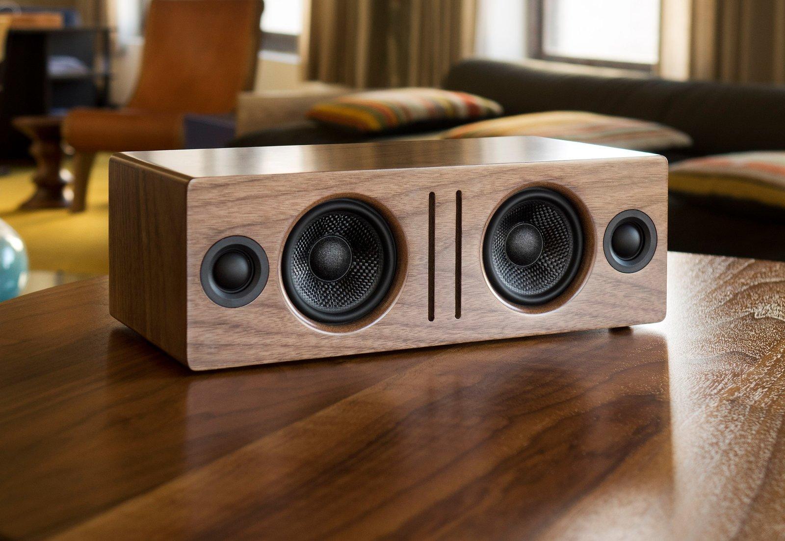 Audioengine B2 Premium Bluetooth Speaker photo: Audioengine Sound Style by Stephen Blake