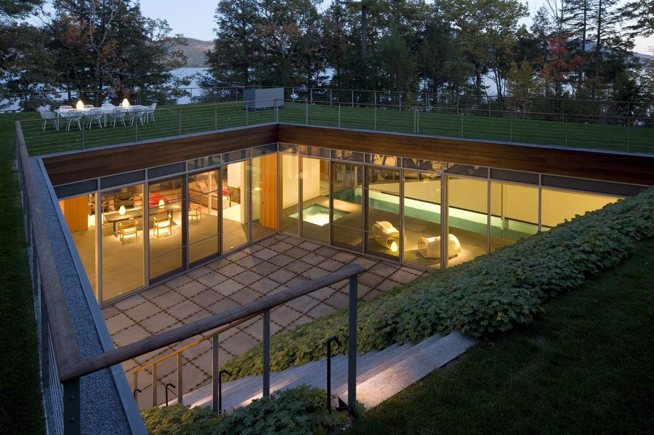 Lakeside Retreat by Gluck+
