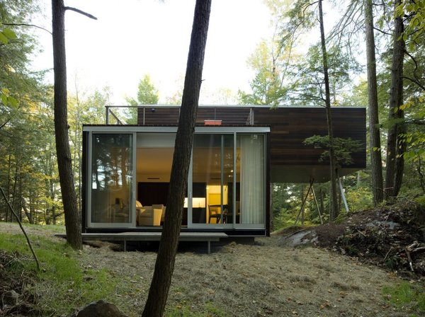 Photo 19 of Lakeside Retreat modern home