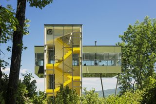 Slim Is in For These 10 Skinny Homes