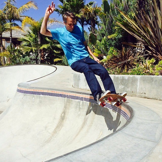 #skateboards #action #actionshots #reclaimed #repurposed  Modern Skate by Stephen Blake from Action Shots From Instagram