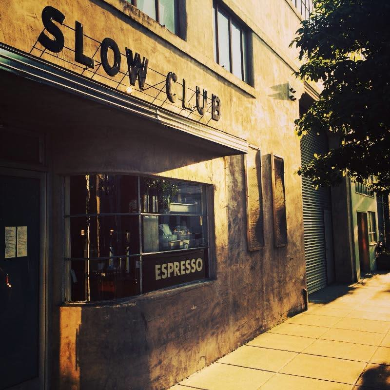 The Slow Club was a restaurant in SF with a long history around Dwell, new and old.   Best Photos from Not so fast