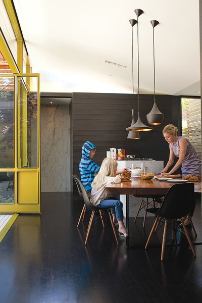 This was shot years ago, the kids are 14 now! Photo 3 of The Deam House modern home