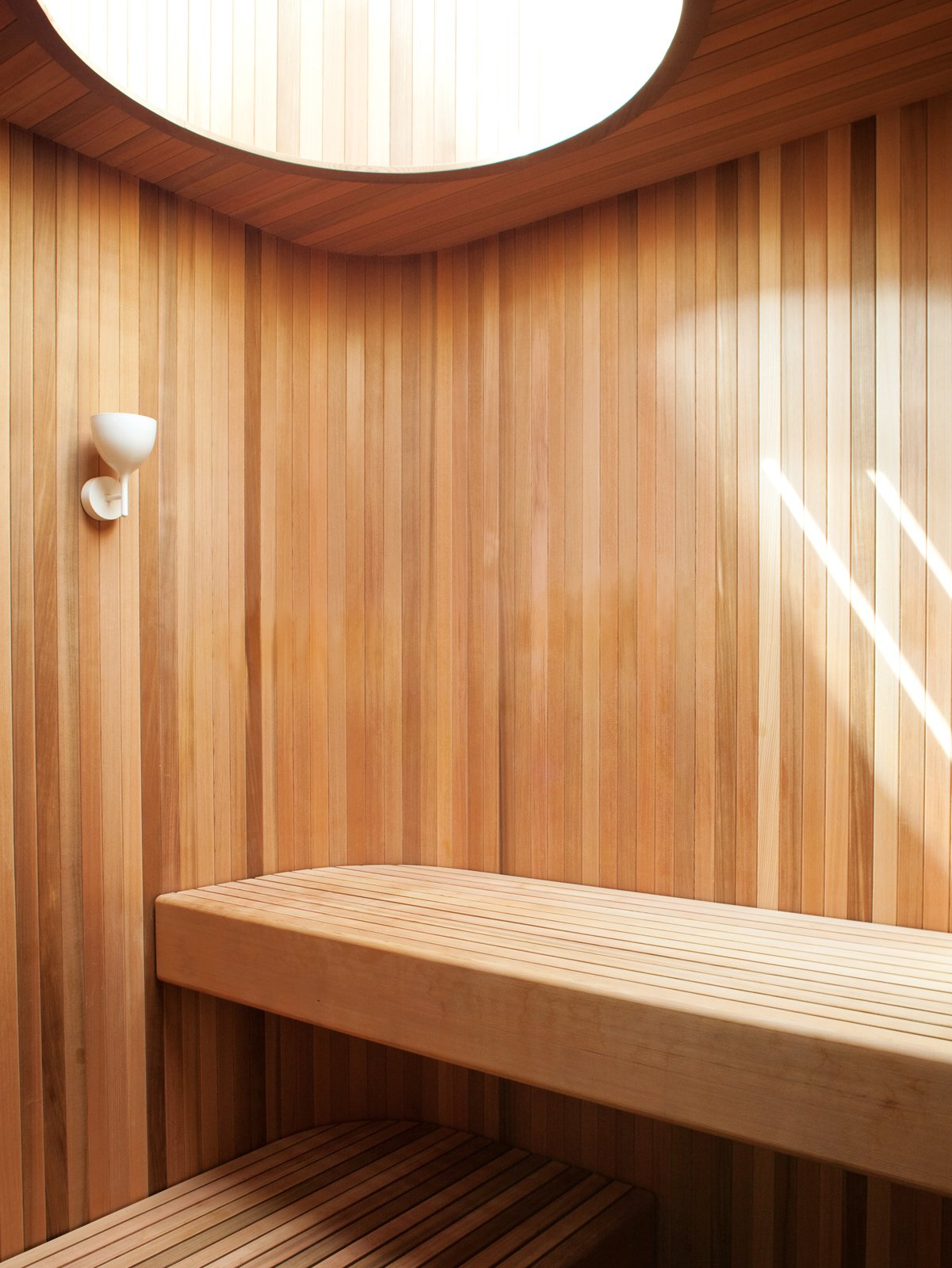 Sauna, doesn't get used enough!